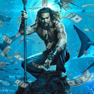 Aquaman o maior filme da DC nos cinemas como isso pôde acontecer ? 😮