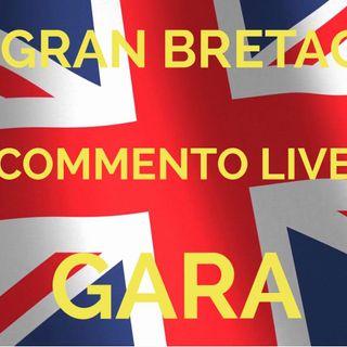 F1   GP Gran Bretagna, gara: il commento live