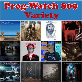 Episode 809 - Variety