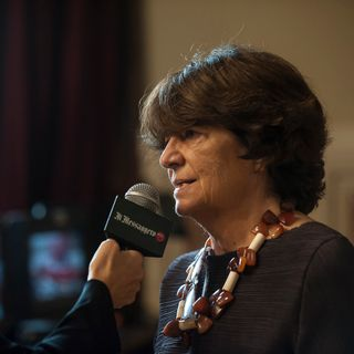 Indifesa alla Camera dei Deputati, Intervista a Donatella Vergari, Presidente Terre des Hommes Italia
