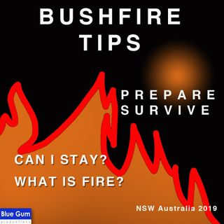 Bushfire Survival Tips - Prepare - Survive