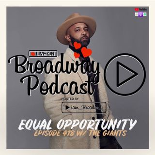 Episode 418 - Equal Opportunity