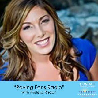Raving Fan Radio with Melissa Risdon