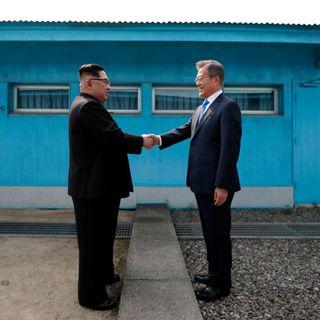Puntata #12 - 28 aprile 2018 - Lo storico incontro tra Kim e Moon. Le Coree verso la pace?