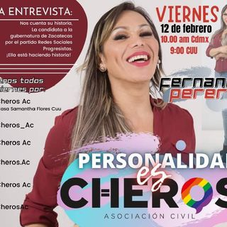 Primer episodio Fernanda Perea Candidata A Gobernadora De Zacatecas
