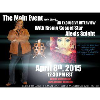 Guest: Alexis Spight