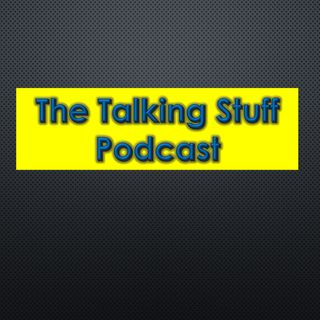 Talking Stuff Podcast S2E1; The Blonde with a sexy elbow