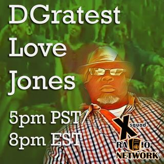 DGratest Monday Night Love Jones Presents : The WayBack Flow of Ms LowKey