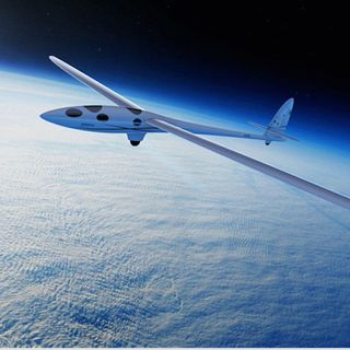 260-Gliding to Space
