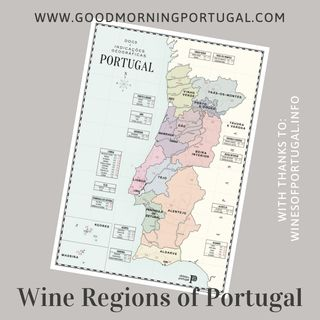 Portugal news, weather & today: fire, earthquake & (thankfully) wine