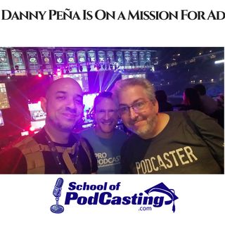 Danny Peña Is On a Mission For Additional Listeners