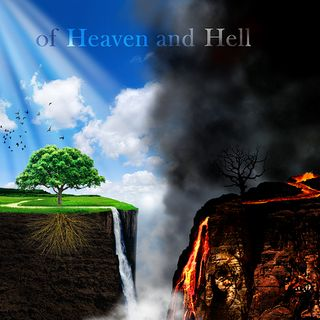 THE DEAD, WHERE ARE THEY? HEAVEN, HELL OR THE GRAVE!