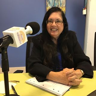 EP: 128 My Guest Today At Then Table Is Candidate Andrea Stephenson Who Is Running For HD104