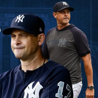 Aaron Boone es criticado por derrotas de los Yankees