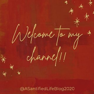 WELCOME TO MY CHANNEL ♡