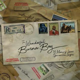 #Nowplaying wonderful by @burnaboy