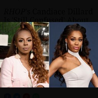 WHO SHOULD BE FIRED? CANDIACE VS MONIQUE #RHOP