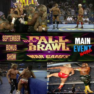 BONUS: WCW Fall Brawl 1995 (Hulkamaniacs vs Dungeon of Doom)