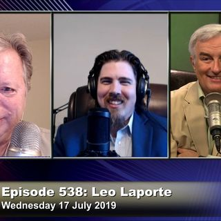 FLOSS Weekly 538: Leo Laporte