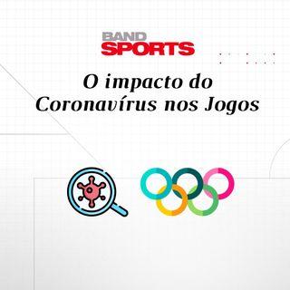 Podiocast Olímpico #02 - O Impacto do Coronavírus nos Jogos