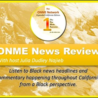 "ONME News Review 12-14-19 ""News too Real"":  Poverty in California"