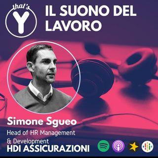"""""""Il Suono del Lavoro"""" con Simone Sgueo HDi Assicurazioni"""