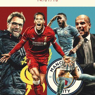 Episode 141: The Liverpool vs Man City pre-show (FACTS AND STATS)