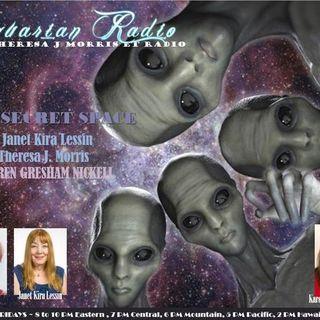 UFO Secret Space Panel ~ 06/05/20 ~Janet Lessin, Theresa Morris & Karen Nickell