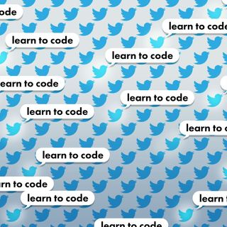 #Jack doesn't want you to #LearnToCode #MagaFirstNews