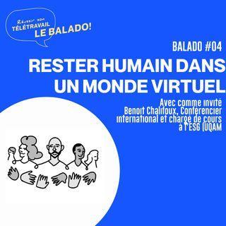 Réussir son télétravail : Rester humain dans un monde virtuel avec Benoit Chalifoux et Nicolas Duvernois