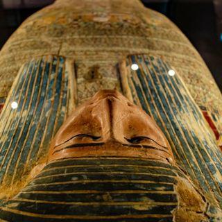 Una mummia tra Il Cairo e Pavia