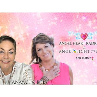 Clearing Energy Past & Present - Deb Goldberg and Anayah Joi Holilly