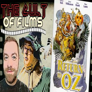 Return to Oz (1985) - The Cult of Films: Review