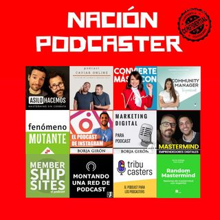 165 Podcast de marketing que recomiendo