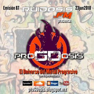 proGDosis 87 - 23jun2018