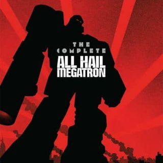 Source Material Live: The Transformers - All Hail Megatron