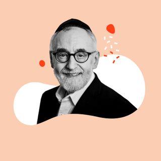#69 Ex-Oberrabbiner Paul Chaim Eisenberg: Wie man aus Schlechtem etwas Gutes machen kann.