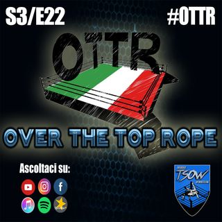 "Over The Top Rope S3E22: Nicolò ""The Monkey King"" Solli"