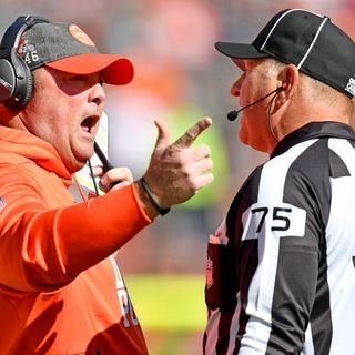 The Inns And Outs Of NFL Officiating