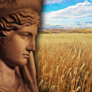 Ep. 3 - Storia del pane: il culto di Demetra