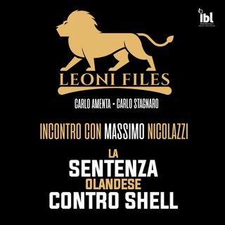 La sentenza olandese contro Shell: incontro con Massimo Nicolazzi - LeoniFiles