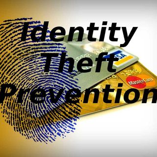 .@LateNightParent - How To Minimize #IdentityFraud?