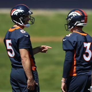 BTB #071: Breaking down the strengths & weaknesses of Broncos new QB room | w/ Mark Schofield
