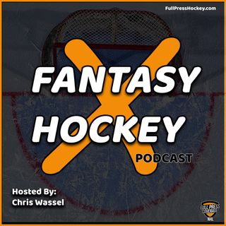 Fantasy Hockey X -- Round One Is OVER