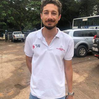 Marco Casano: ho lasciato l'Italia per il Ghana, e sono felice