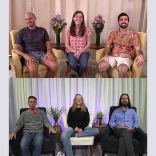 """The Gift of Giving"" Online Retreat: Closing Session with Kenneth, Ana, Andy, Jeffrey, Susannah, and Greg"