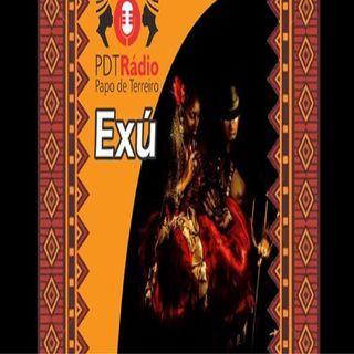 Programa PDT  01 - Exu na Umbanda