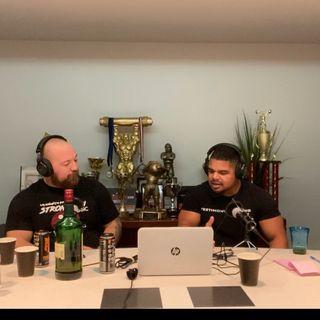 Episode 1 Russ & Bromley