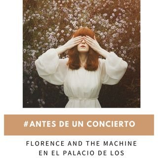 Florence and the Machine en el Palacio de los Deportes