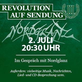 Revolution auf Sendung #032 - Im Gespräch mit der NSBM-Band Nordglanz